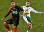 «Сент-Этьен» вышел вполуфинал Кубка Франции, попенальти обыграв «Булонь»
