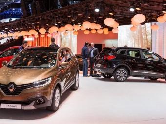 Renault раскрыла моторную линейку иоснащение Kadjar