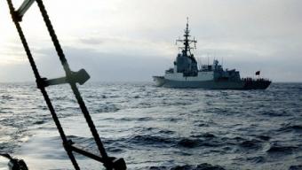 Четыре боевых корабля НАТО вошли вакваторию Черного моря