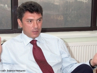 Вкабинете Немцова вздании Ярославской облдумы проводится обыск