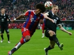 Футболисты «Баварии» обыграли «Айнтрахт» (Брауншвейг) в1/8 финала Кубка Германии