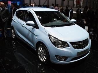 Opel озвучил цену самого компактного хэтчбека