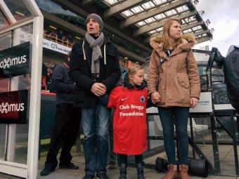 Смертельно больной фанат отложил эвтаназию ради матча «Брюгге»