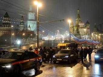 Видеокамеры ФСО России незафиксировали момент убийства Бориса Немцова