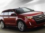 Выпуск нового Ford Edge стартовал вКанаде