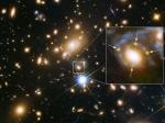Астрофизики впервые увидели Крест Эйнштейна отвспышки сверхновой