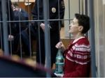 Надежда Савченко для выхода изголодовки попросила пюре исоки