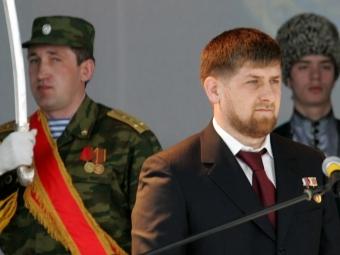 Рамзан кадыров зарегистрировался «ВКонтакте».