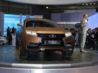 АвтоВАЗ снова ускорил темпы работ попроекту Lada XRay