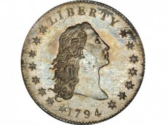 ВНью-Йорке нааукционе продадут две раритетные монеты стоимостью в10 млн долл каждая