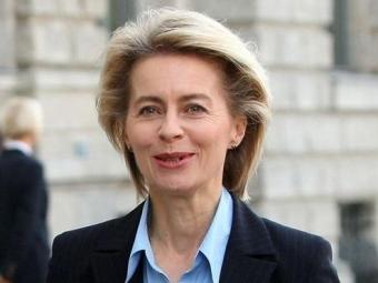 Меркель поддержала идею создания армииЕС