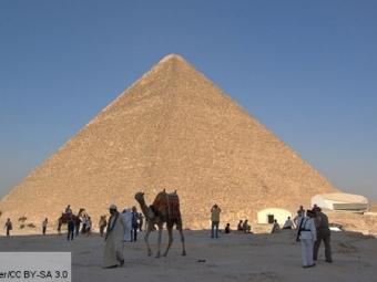 Исламский проповедник призывает уничтожить пирамиды вЕгипте истатую Сфинкса