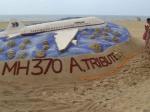 Напляже вАвстралии нашли салфетки смалайзийского лайнера