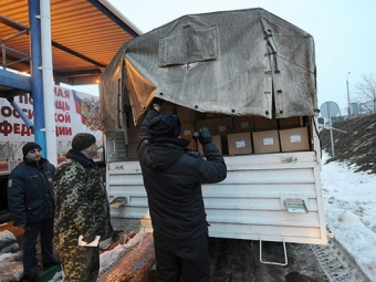 Захарченко: Подозреваемый вхищении гумпомощи мэр Новоазовска отстранен отдолжности