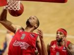 Локомотив пробился вчетвертьфинал Кубка Европы