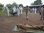 ВСьерра-Леоне Эболой заразился британский военный
