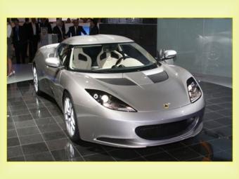 Lotus представил вЖеневе свой самый быстрый спорткар Evora 400