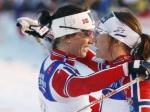 Фалла иБрандсдаль выиграли спринт наэтапе КМ, Бьорген— Второй Хрустальный глобус