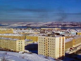 Задержаны 130 человек, пытавшихся незаконно проникнуть вСевероморск