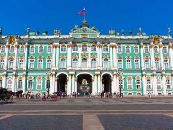 ВМоскве откроется представительство Эрмитажа