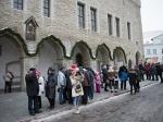 ВЭстонии число туристов изРоссии сократилось почти наполовину
