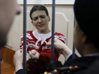 Россия соблюдает международные нормы вотношении Савченко— МИД