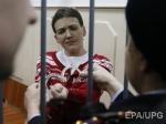 «Савченко должна находиться вбольнице под наблюдением медиков»— Украинский врач