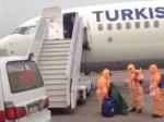 Пассажир прибывшего вКазахстан самолета госпитализирован сподозрением наЭболу