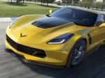 «Chevrolet» представила европейский вариант «горячего» спорткара Corvette Z06