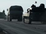 Границу сРоссией пересекают люди ввоенной одежде иказаки— ОБСЕ