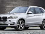 Компания BMW наконец представила серийный гибрид X5 xDrive40e
