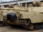 США перебросили вЛитву танки Abrams
