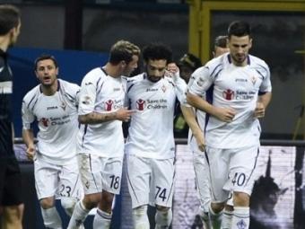 «Фиорентина» одержала волевую победу над «Миланом» вчемпионате Италии пофутболу