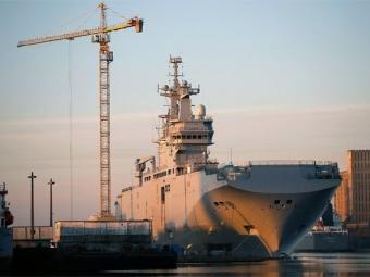 Вопрос по«Мистралям» решится доконца апреля— Глава Рособоронэкспорта