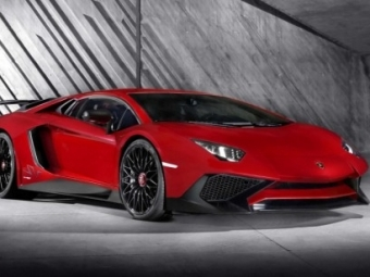 Озвучена американская цена сверхбыстрого суперкара Lamborghini AventadorSV