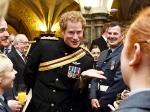 Принц Гарри покинет ряды британской армии виюне после 10 лет службы