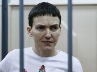 Минздрав: Надежда Савченко поправляется