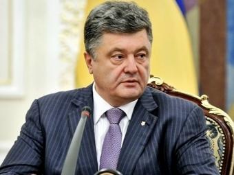 Порошенко: Выборы вДонбассе будут только поукраинским законам