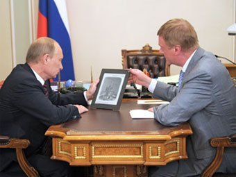 В школы России будет направлен новый электронный планшетник