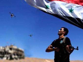 Сирийские ПВО сбили разведывательный самолет США насевере Латакии— СМИ