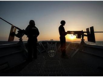 Румыния сообщила обоблете самолетомРФ кораблей НАТО вЧерном море