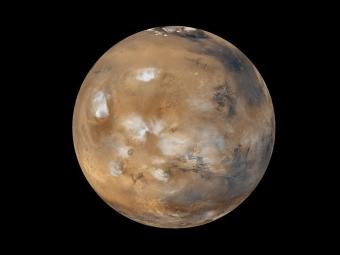 Марсианские цивилизации погибли из-за ядерного оружия