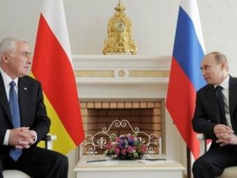 «Действия России нарушают суверенитет Грузии»— НАТО