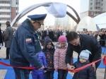 Алексей Леонов открыл аллею Космонавтов вподмосковном Красногорске