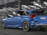 Серийный Ford FocusRS получит еще больше мощности