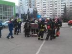 Из-за задымления вМоскве эвакуируют Центр акушерства игинекологии