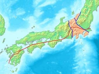 Япония готовится квозможному землетрясению врайоне разлома Нанкай