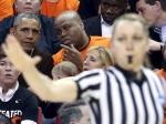 Охрана набаскетбольном матче племянницы Обамы усилена из-за угрозы
