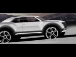 Audi Q1 получит «горячие» версии SQ1 иRS Q1