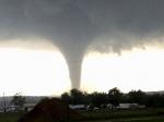 Поштату Оклахома прошел торнадо, один человек погиб